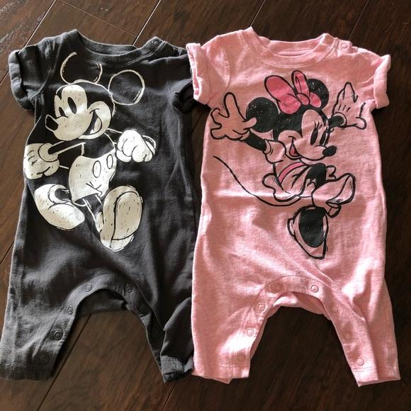 f38947fcef4a Disney Matching Sets | Matching Boy Girl Twin Baby Outfits Newborn ...